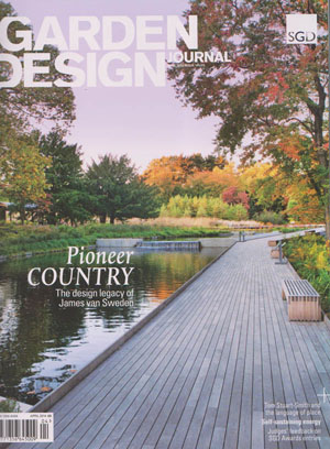 Garden Design Journal April 2014 Featured Designer