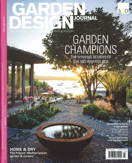 Garden Design Journal March 2019