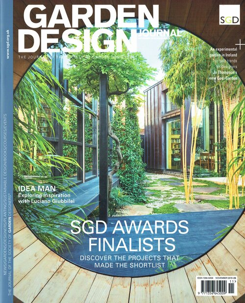 Garden Design Journal Oct 2019
