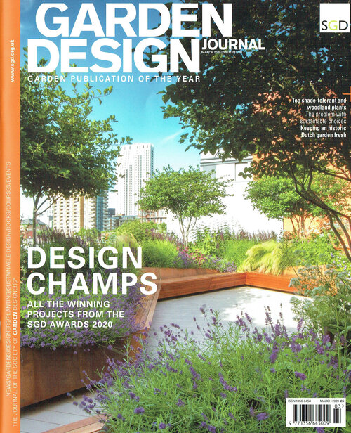 Garden Design Journal March 2020
